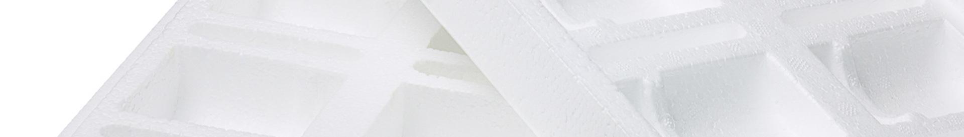 Wyroby styropianowe banner - styromat