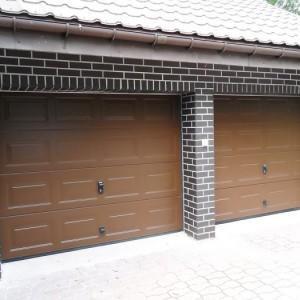 styromat garaże
